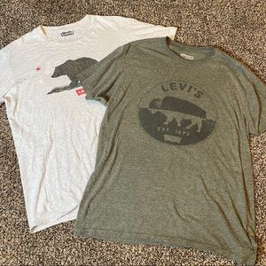 Levi's Shirts Bundle